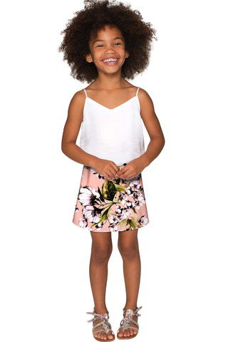 Ooh Darling Aria A-Line Skirt - Girls - Pineapple Clothing