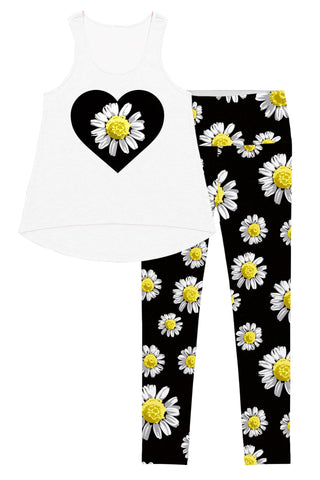 Oopsy Daisy Donna Set - Women - Pineapple Clothing