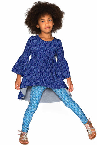 Perfect Jeans Ava Boho Tunic - Girls - Pineapple Clothing