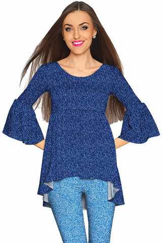 Perfect Jeans Ava Boho Tunic - Women - Pineapple Clothing