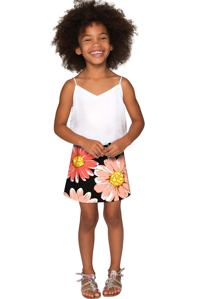 Pick Me Aria A-Line Skirt - Girls - Pineapple Clothing