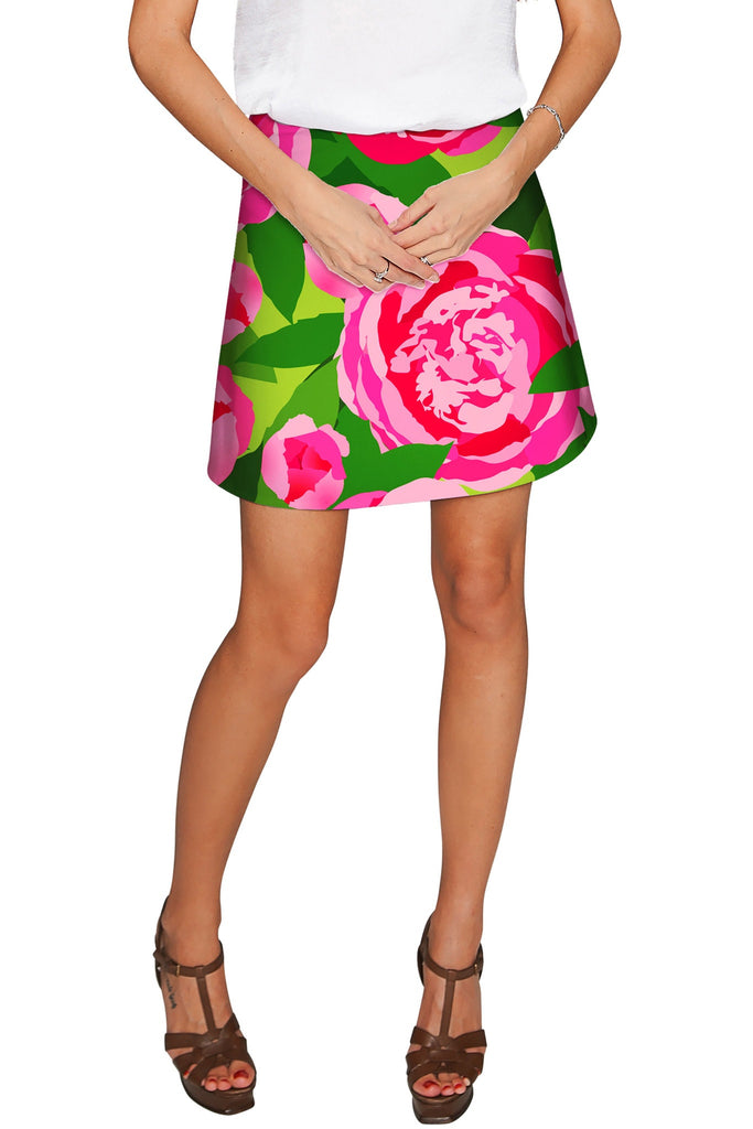 Pink Vibes Aria Summer Resort A-Line Skirt - Women - Pineapple Clothing
