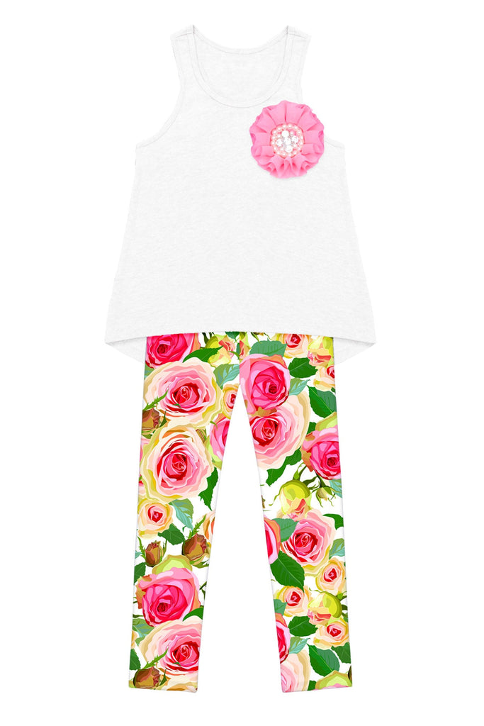 Rosarium Donna Set - Girls - Pineapple Clothing