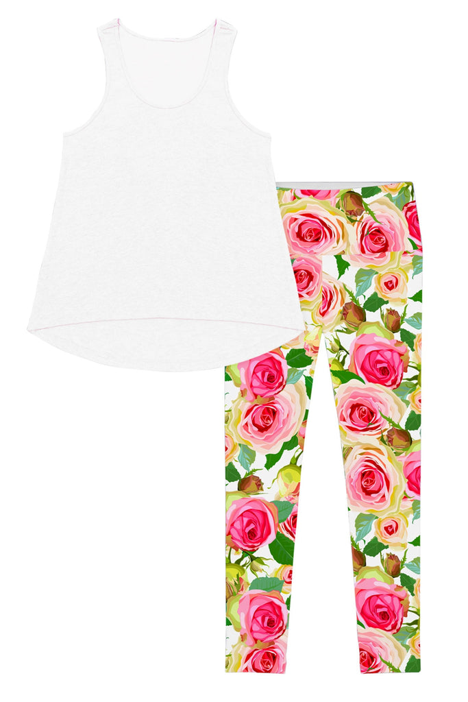 Rosarium Donna Set - Women - Pineapple Clothing