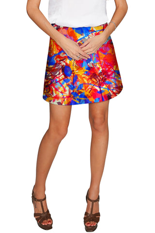 Summer Dizziness Aria A-Line Skirt - Women - Pineapple Clothing