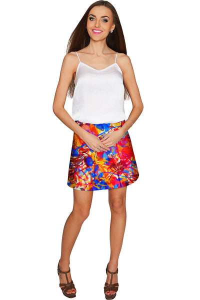 Summer Dizziness Aria A-Line Skirt - Women