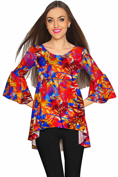 Summer Dizziness Ava Boho Tunic - Women