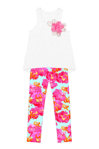 Summer Sweet Illusion Donna Set - Girls - Pineapple Clothing