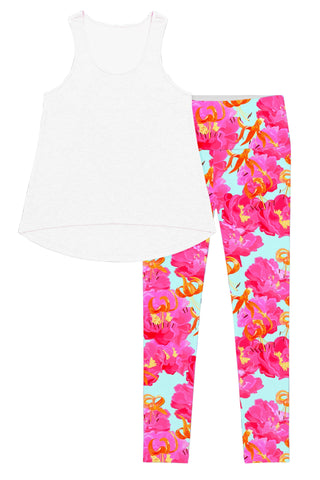 Summer Sweet Illusion Donna Set - Women - Pineapple Clothing