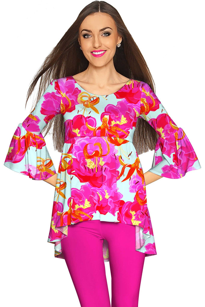Sweet Illusion Ava Boho Tunic - Women - Pineapple Clothing