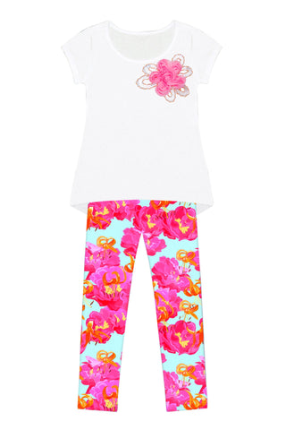 Sweet Illusion Mary Set - Girls - Pineapple Clothing