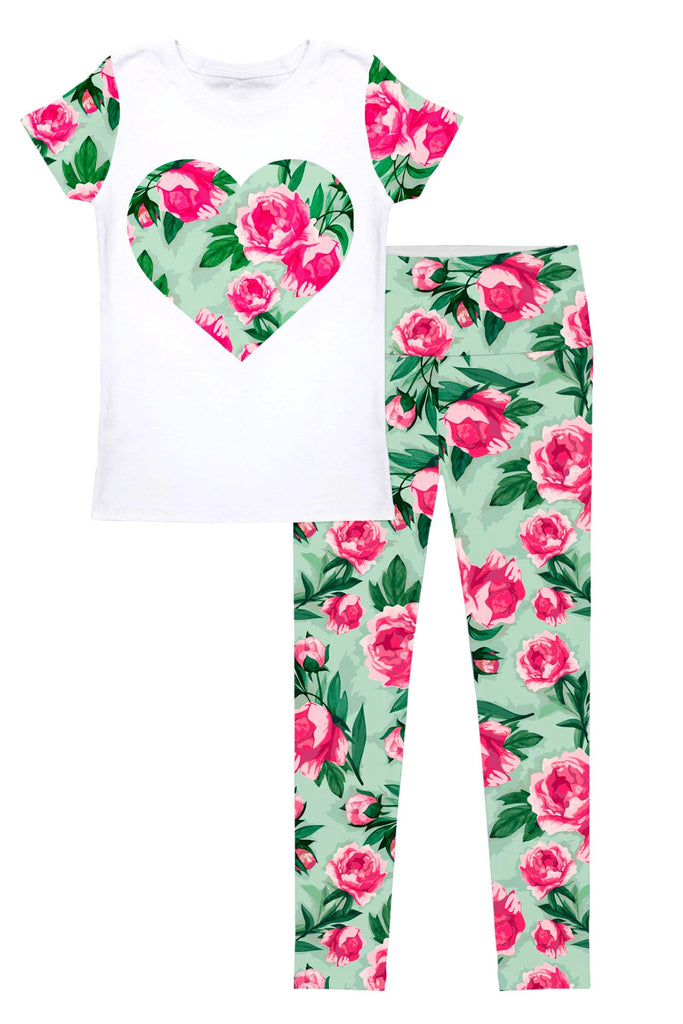 Sweetheart Betty Set - Women - Pineapple Clothing