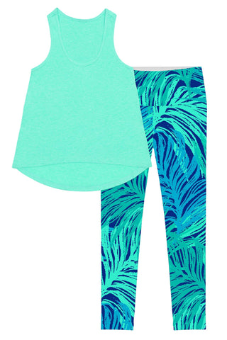 Tropical Dream Donna Set - Women - Pineapple Clothing
