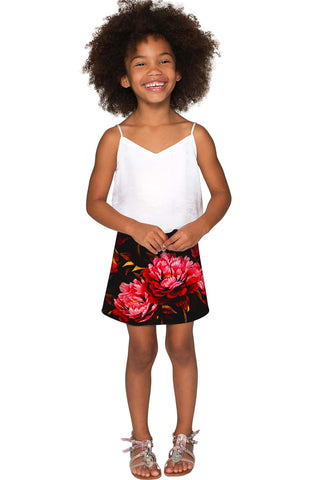 True Passion Aria A-Line Skirt - Girls - Pineapple Clothing