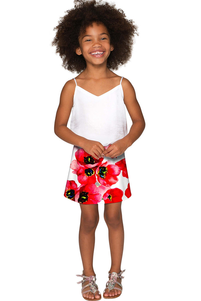 Tulip Salsa Aria A-Line Skirt - Girls - Pineapple Clothing