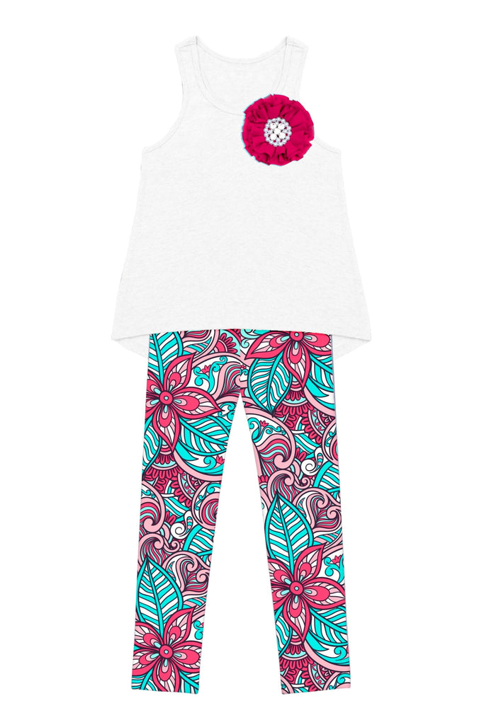 Under The Sea Donna Set - Girls - Pineapple Clothing