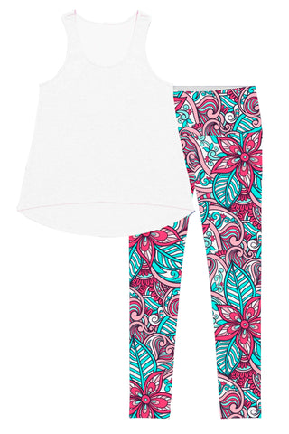 Under The Sea Donna Set - Women - Pineapple Clothing