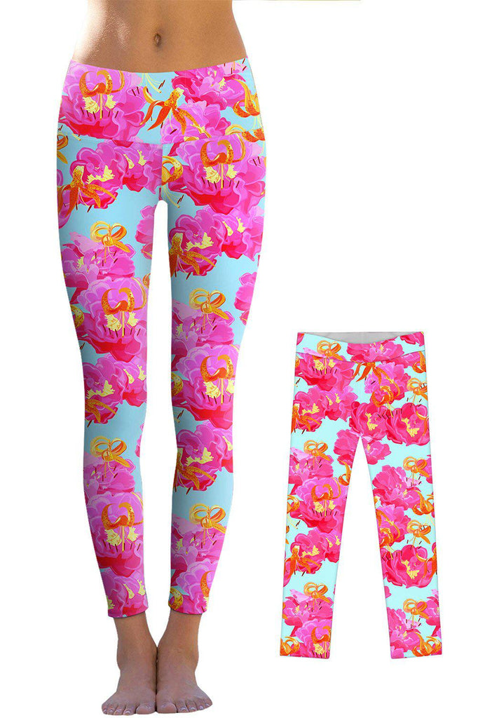 43895d5161b45 Sweet Illusion Lucy Leggings - Mommy and Me - Pineapple Clothing