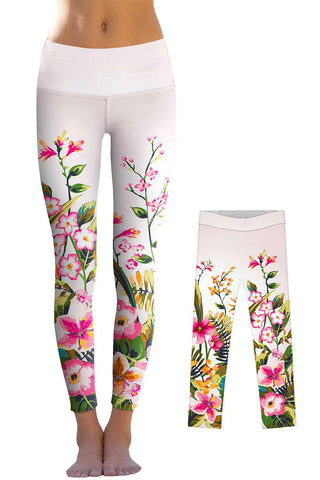 Mountain Garden Lucy Leggings - Mommy and Me - Pineapple Clothing