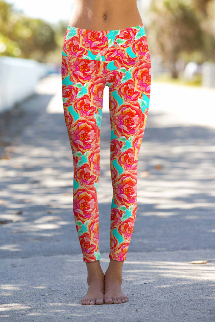 Oh So Sassy Lucy Leggings - Mommy and Me - Pineapple Clothing