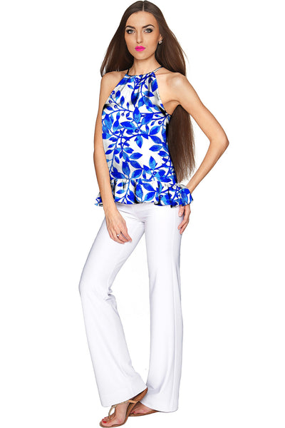 Whimsy Audrey Halter Top - Women