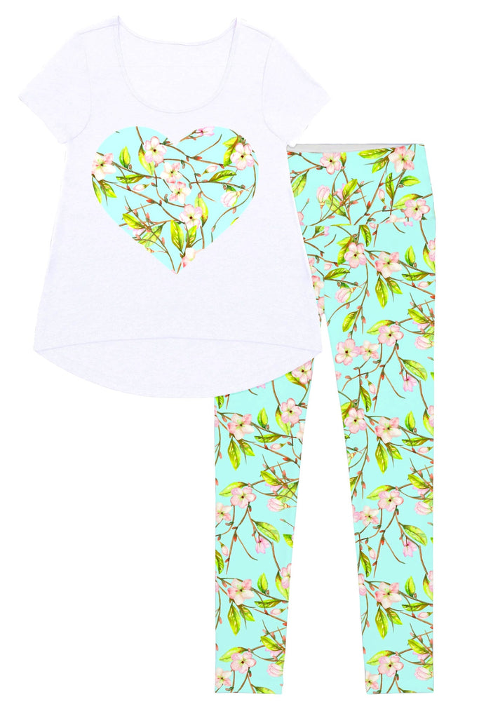 White Muse Mary Set - Women - Pineapple Clothing