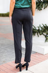 Office Party Pants- Black