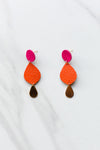 Retro Drip Earrings