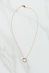 Dainty Jane Necklace- Gold
