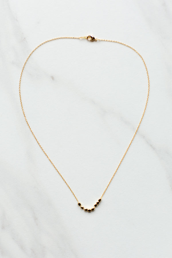 Dainty Lila Necklace- Gold