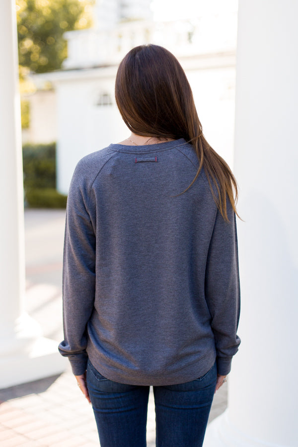 Above Average Sweatshirt - Charcoal