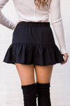 So Fetch Skort - Black
