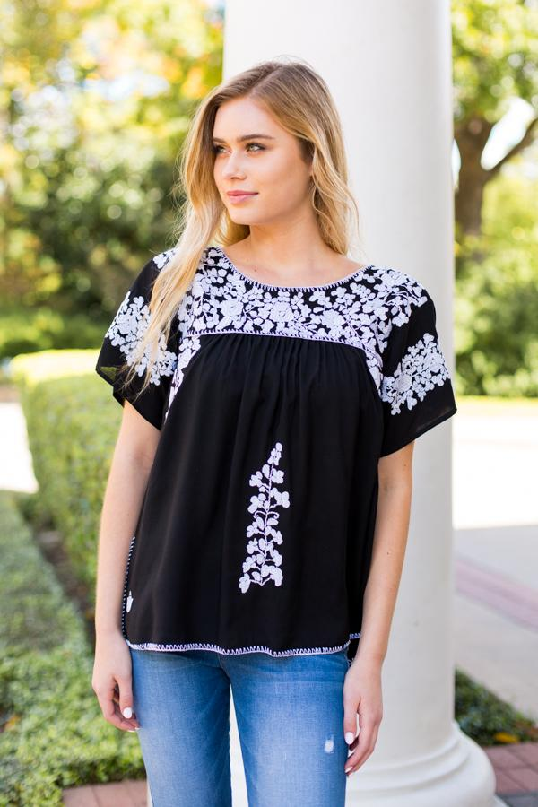 The Caitlin Top