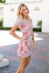 In Full Bloom Lace Dress