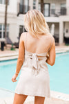 Destin Bound Dress- Natural