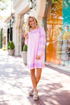 The Katie Dress - Pink