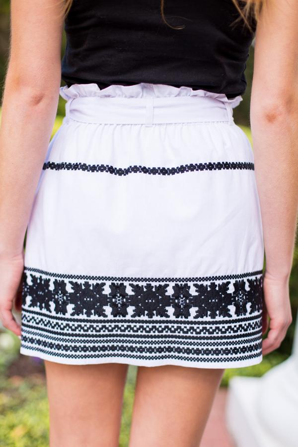 The Charlyn Skirt
