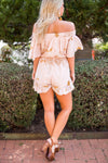Don't Make Me Blush! Romper