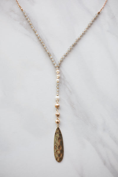 Drip of Class Necklace