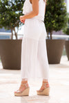 Lady Liberty Pants- White
