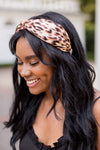 Wild Side Headband - Natural