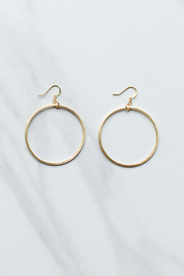 Ally Hoop Earrings
