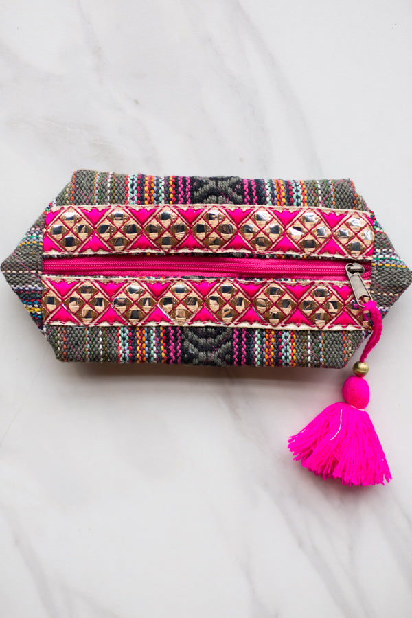 Shanaya Makeup Bag