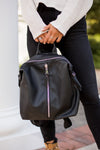 Back To School Backpack- Black