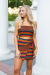 Stripes Of Fall Set