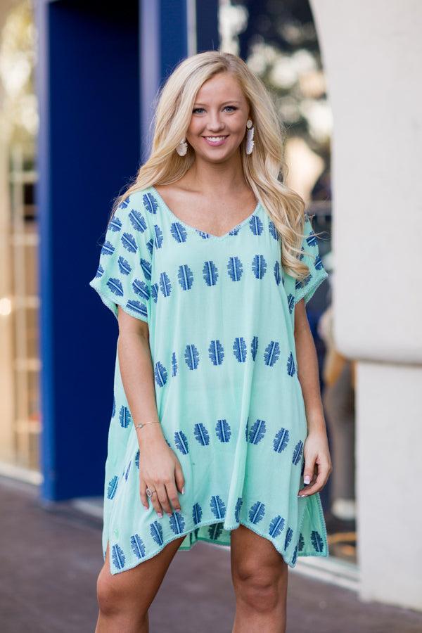The Claire Coverup- Mint