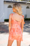 It's A Sherbet! Dress - Orange