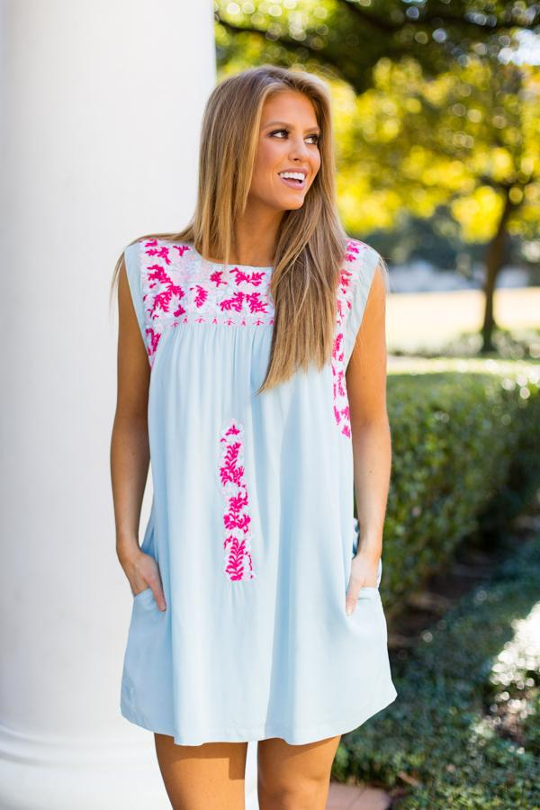 The Maghan Dress