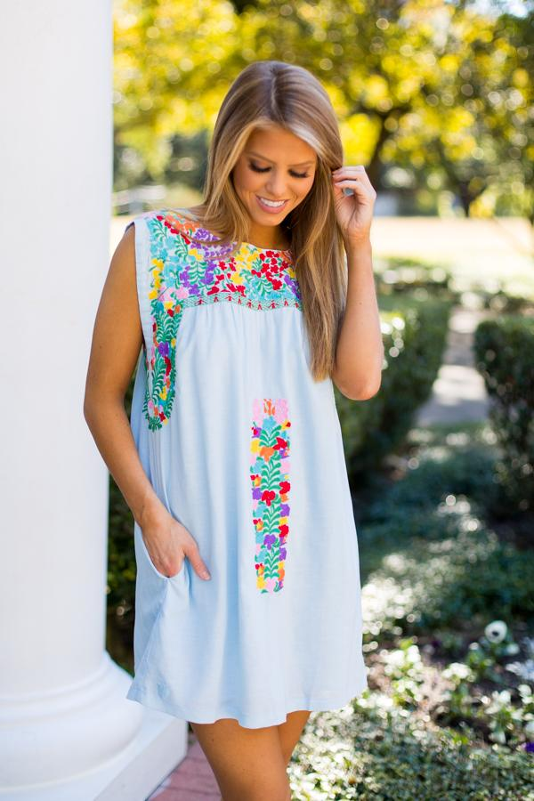 The Brinkley Dress