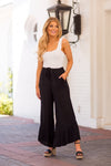 Sandy Strolls Pants- Black